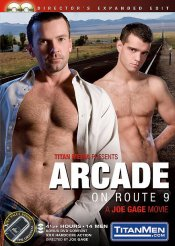 TitanMen, Arcade On Route 9