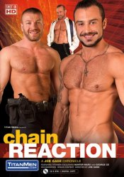 TitanMen, Chain Reaction Gay DVD, Joe Gage